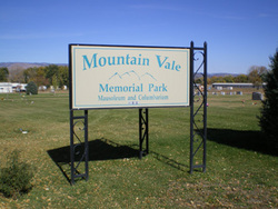 Mountain Vale Memorial Park