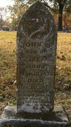 John D Owens