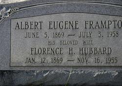 Albert Eugene Frampton