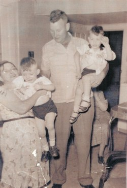 Burt Moody Johnson, Jr