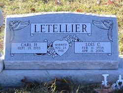 Lois Carol <i>Lathers</i> Letellier