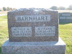 Minnie Mary <i>Winfrey</i> Barnhart