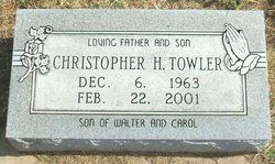 Christopher H Towler