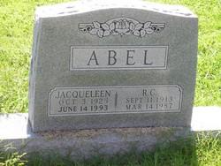 Robert Christopher Abel