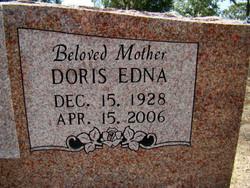Doris Edna <i>Blitch</i> Bevill