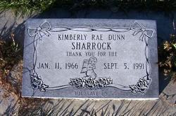 Kimberly Rae <i>Dunn</i> Sharrock