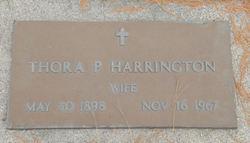 Thora Prudence <i>Maine</i> Harrington