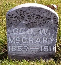 George W McCrary
