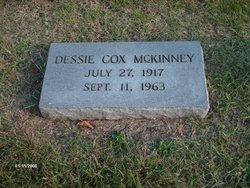 Dessie Margaret <i>Cox</i> McKinney