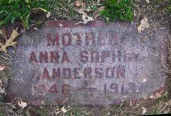 Anna Sophia Anderson