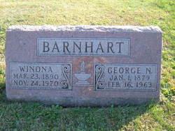 Clara Winona <i>Aye</i> Barnhart