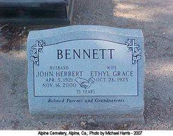 Ethyl Grace Bennett