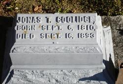 Jonas Tucker Coolidge