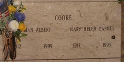 Mary H <i>Barnes</i> Cooke