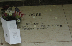 Norman H Cooke