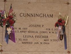 Leona <i>Fischer</i> Cunningham