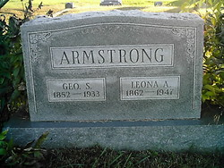 Leona A. <i>Brown</i> Armstrong