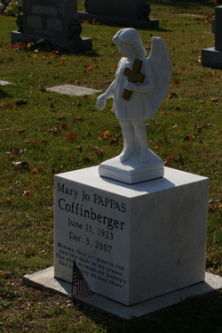 Mary Jo <i>Pappas</i> Coffinberger