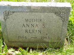 Anna S Klein