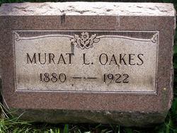 Murat Lafayette Oakes