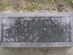 Mathilda Margaret <i>Bong</i> Bolick