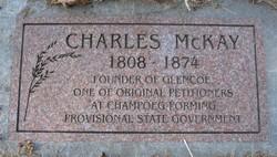 Charles Richard McKay, Sr
