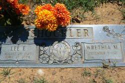 Wrethia Mae <i>Woodell</i> Shockler