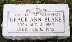 Grace Anna <i>Ryan</i> Blake