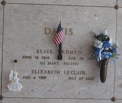 Blair Truman Davis