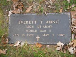 Everett T. Annis