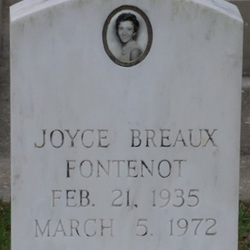Joyce <i>Breaux</i> Fontenot