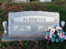 Walter P. Alhimook