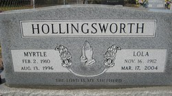 Lola Hollingsworth