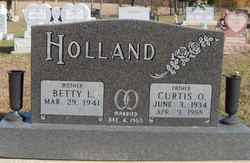 Curtis O Holland