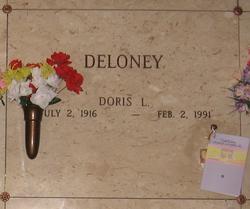 Doris L <i>Gonyou</i> Deloney