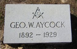 George Washington Aycock