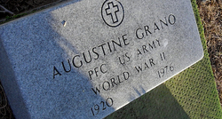 PFC Augustine Grano, Sr