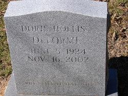 Doris <i>Hollis</i> DeLorme