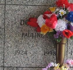 Pauline A <i>Carmichael</i> Douglas