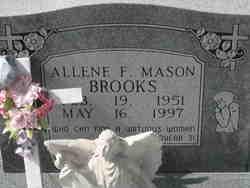 Allene F. <i>Mason</i> Brooks