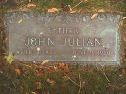 John R Julian