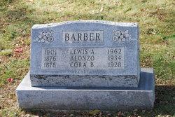 Alonzo Barber
