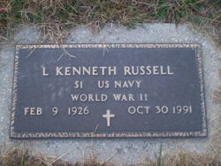 Lawrence Kenneth Russell