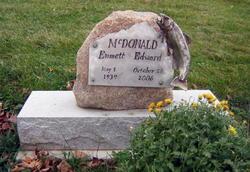 Emmett Edward McDonald
