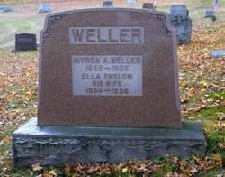 Ella <i>Enslow</i> Weller