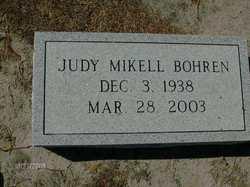 Judy Mikell Bohren