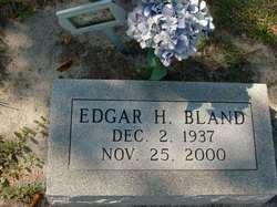 Edgar H Bland