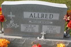 Clyde W Allred, Sr