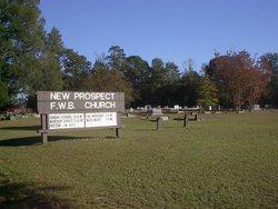 New Prospect Free Will Baptist Church Cemetery