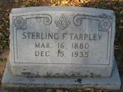 Sterling Francis Tarpley